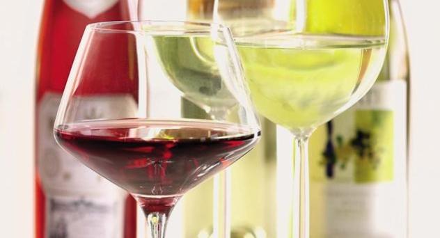 La etiqueta del vino