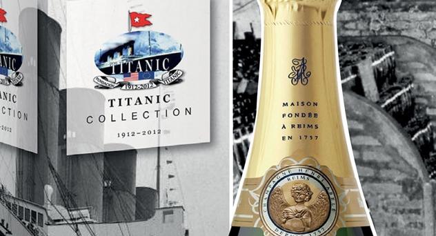 Un champagne con historia