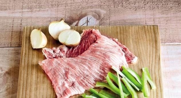 Carne de cerdo ibérico