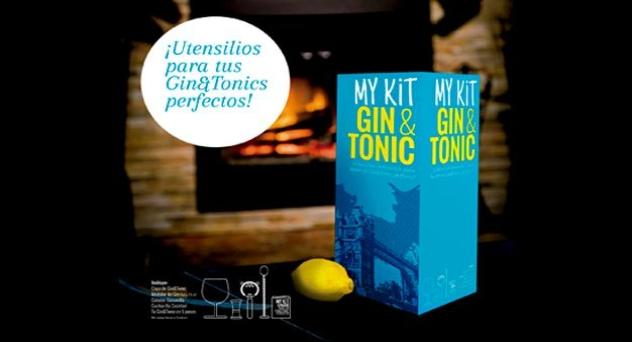 Un 'gin-tonic' perfecto, en casa