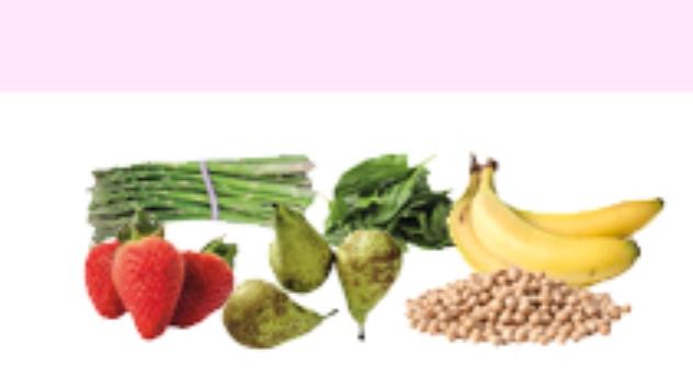 Frutas y verduras de Abril 2014
