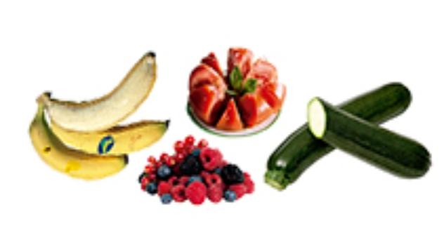 Frutas y verduras de Mayo 2013