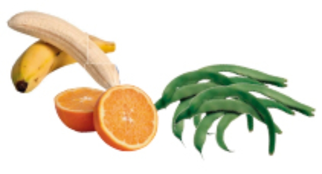Frutas y verduras del mes de Febrero 2012