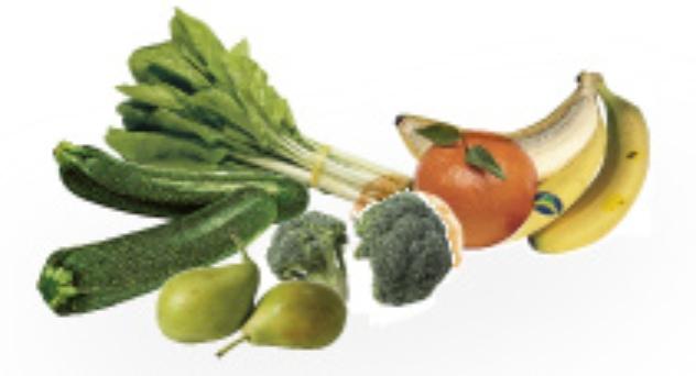 Frutas y verduras del mes de Febrero 2015