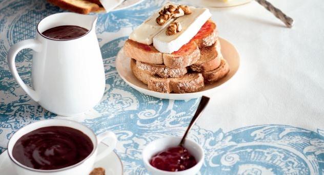 ¿Cómo preparar el desayuno Continental?