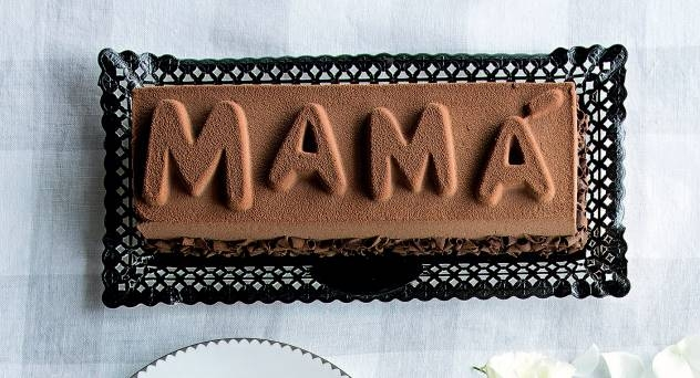 Tartas y postres Día de la Madre. Hoy, yo mimo a mi mamá