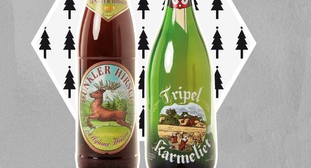 Cervezas de importación, sabores exclusivos