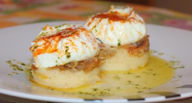 9 #RetoMasterChef:  Cocina una receta con huevos