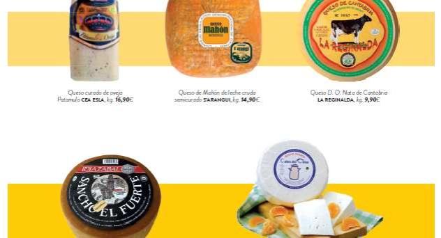 ¿Cómo degustar una tabla de queso?