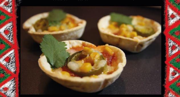 Snack mexicanos (mini tortitas)