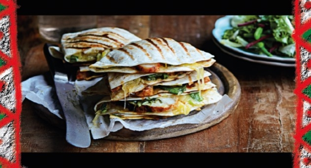 Quesadillas tex mex
