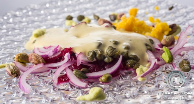 MasterChef Celebrity: Vegetal tonnato