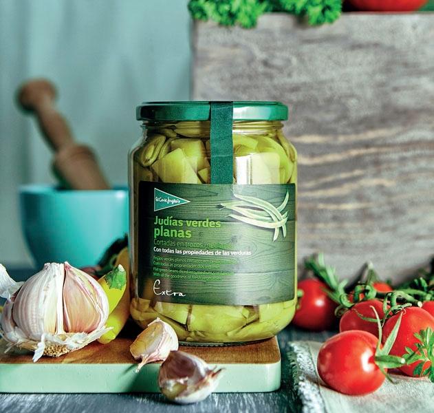 Verduras en conservas, te hacen la vida más fácil