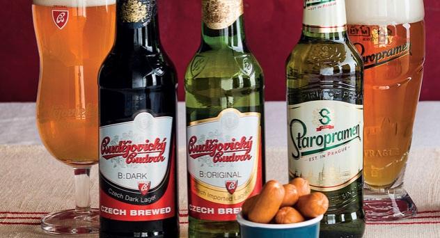 Cervezas checas, el país de la cerveza