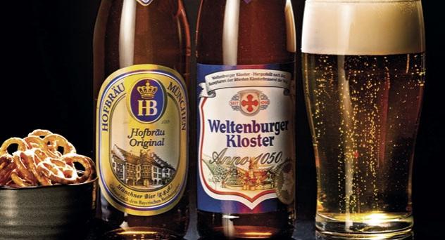 Cervezas alemanas, merecida fama