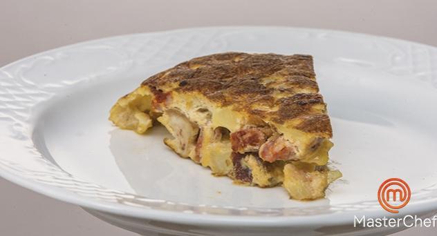 MasterChef 5: Tortilla sacromonte