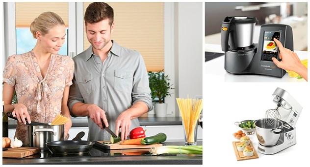 Tu robot de cocina