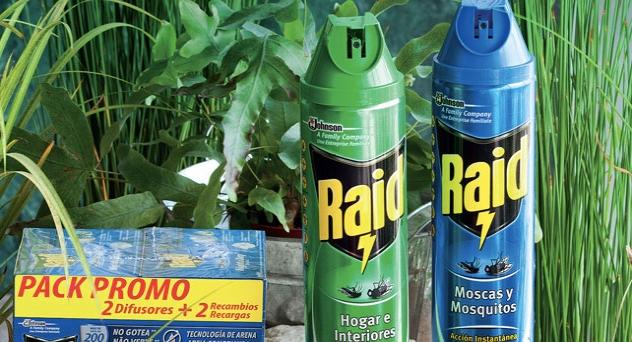 Insecticidas, al ataque