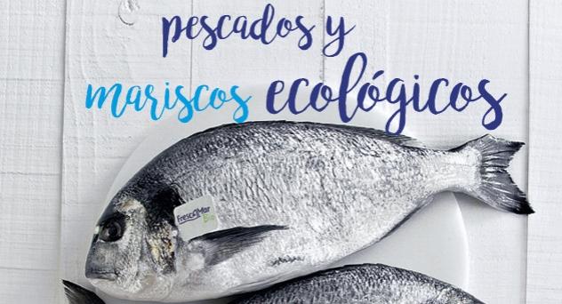 Pescados y mariscos ecológicos