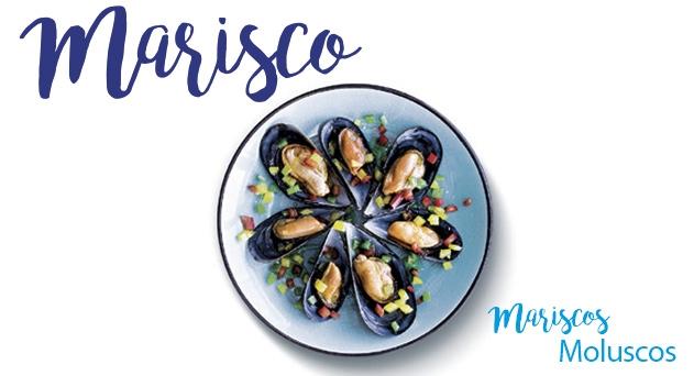 Mariscos y crustáceos
