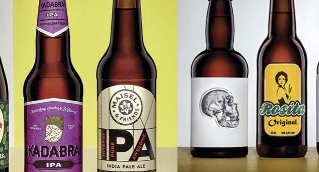 Cervezas artesanas, elaboradas con pasión