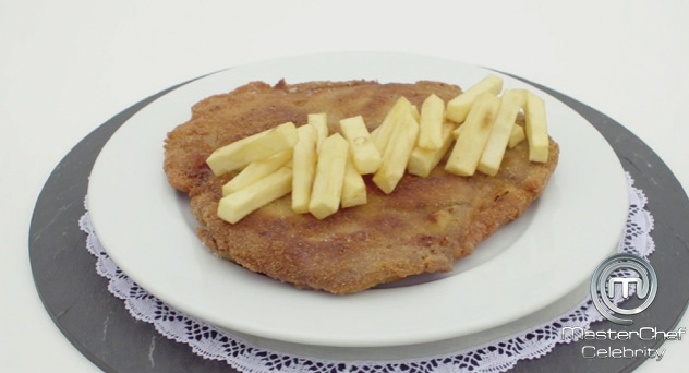 MasterChef Celebrity 2: Cachopo