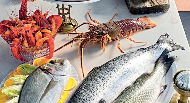 Los mariscos llenan nuestras mesas de navidad de un intenso sabor a mar
