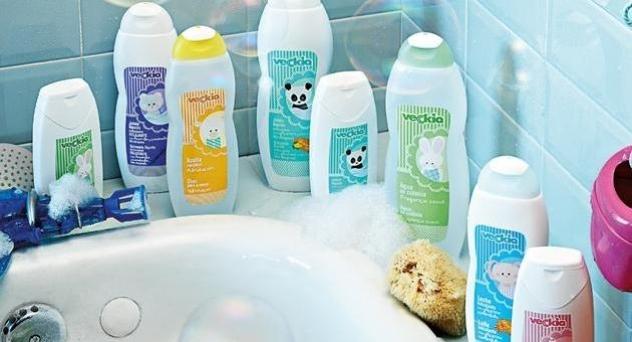 Productos para higiene infantil VECKIA