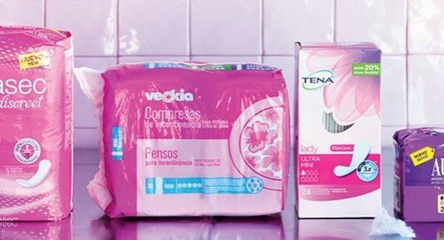 Higiene íntima, suave protección