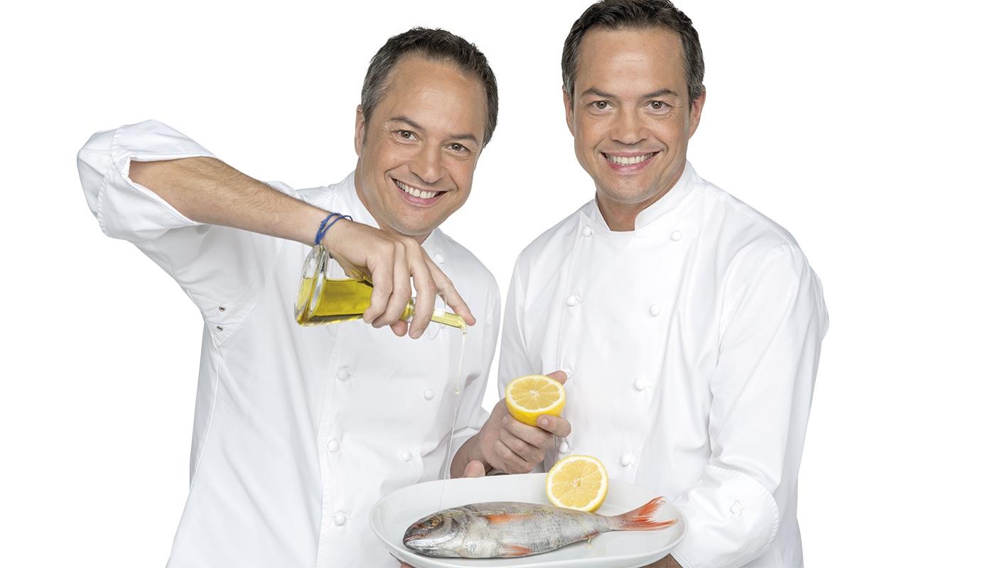 La Frescocina: Recetas de pescado de los Hermanos Torres