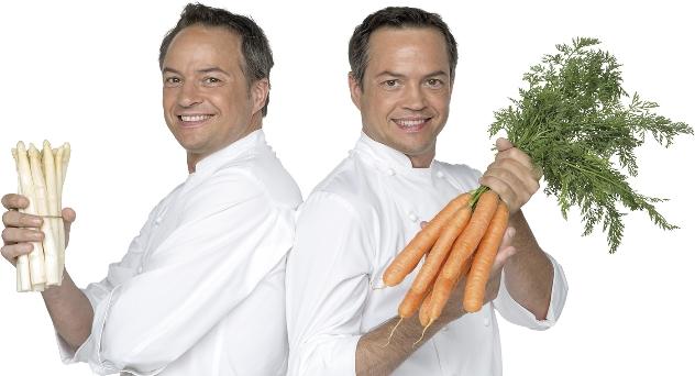La Frescocina: Recetas de verduras de los Hermanos Torres