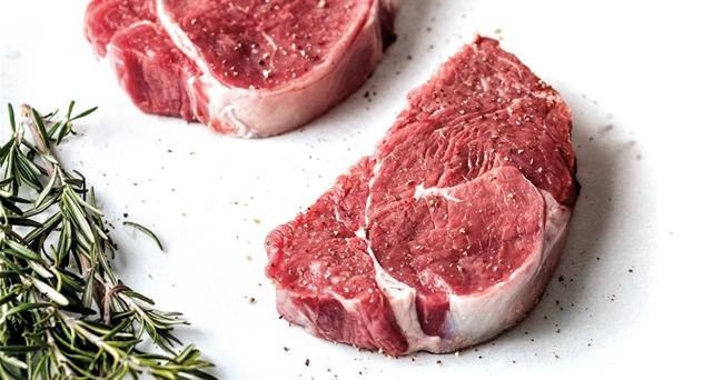 Carne de vacuno: deliciosa, muy tierna y jugosa