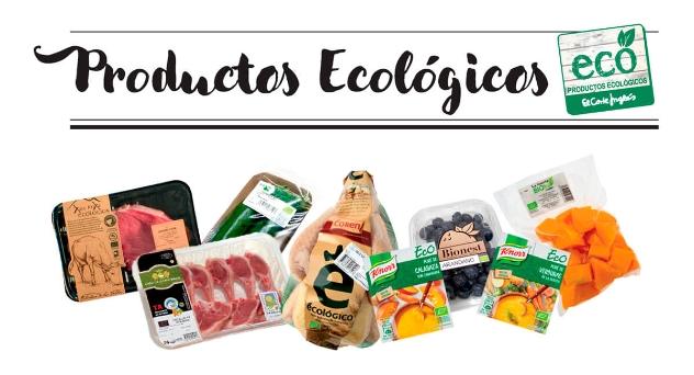 Productos ecológicos Abril 2018