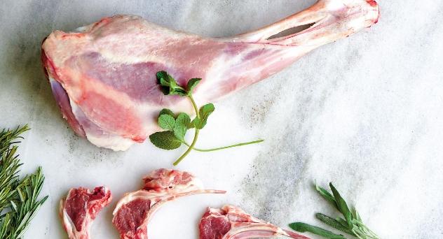 Carne de cordero y cabrito