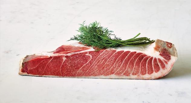 El arte del ronqueo del atún rojo en directo