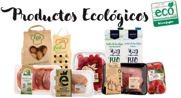 Productos ecológicos Mayo 2018