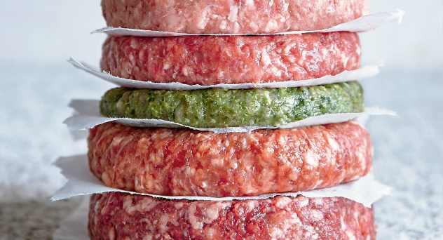 Mundo hamburguesa