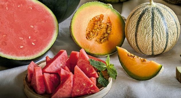 Las frutas del verano
