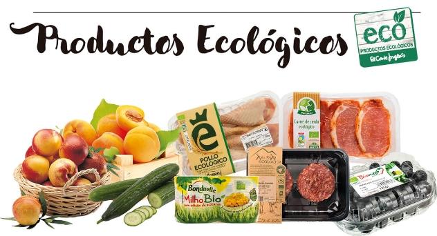 Productos ecológicos Julio 2018