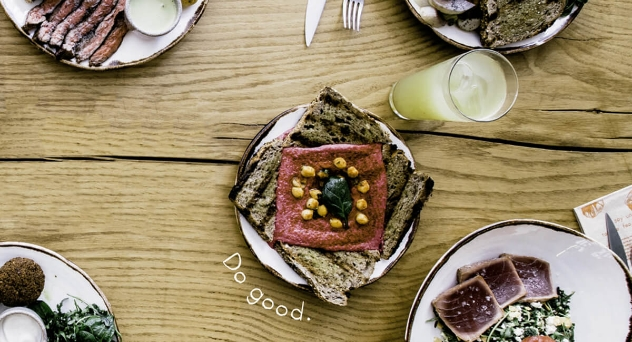 Honest greens en Gourmet Experience Castellana