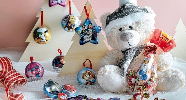 Dulces infantiles, dulce Navidad