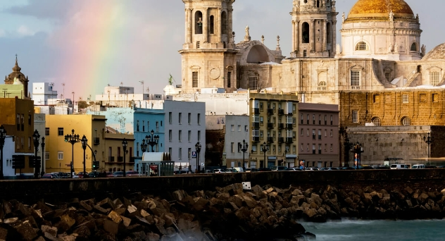 Cádiz atunes en el paraíso