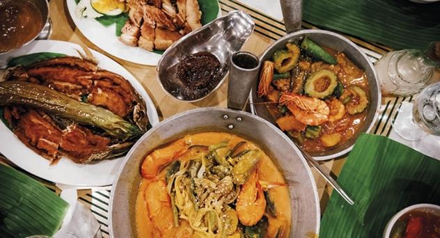 Conoce Filipinas a través de su gastronomía