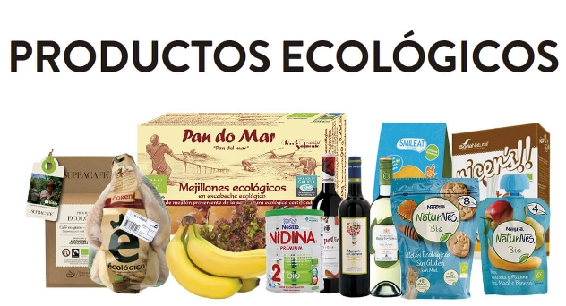 Productos ecológicos Enero 2019