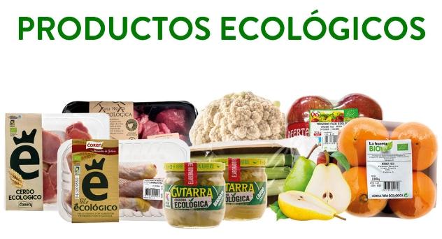 Productos ecológicos Febrero 2019