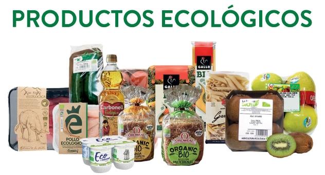 Productos ecológicos Marzo 2019