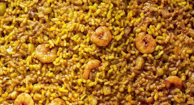 Nos encanta el arroz