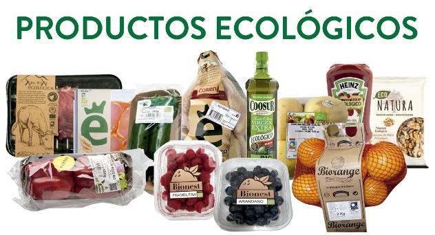Productos ecológicos Abril 2019