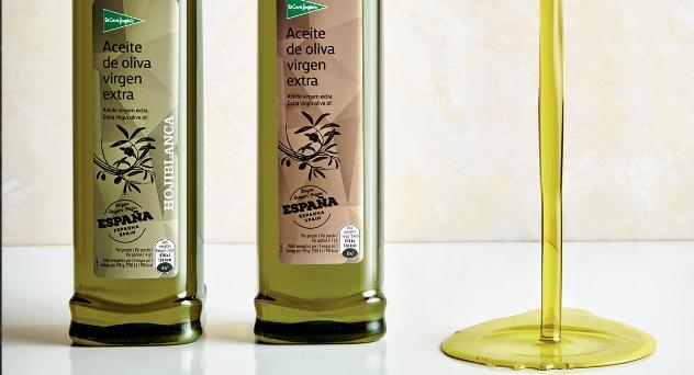 Oro verde: Aceite de Oliva Virgen Extra