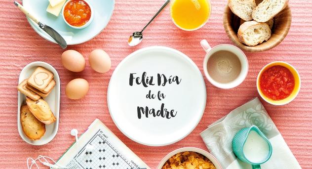 Sorprende a tu madre con estos desayunos
